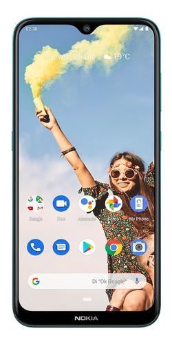 Nokia 23 M 32gb 2gb Verde Claro - Exclusivo Mercado Libre