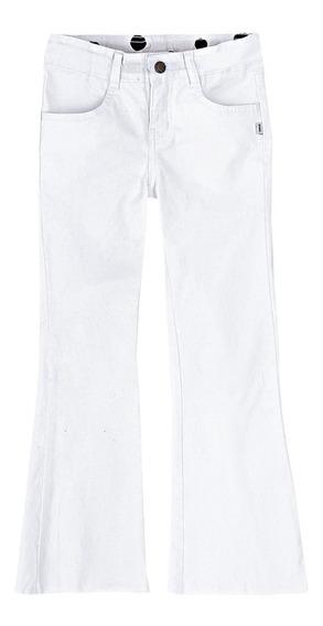 Calça Flare - Marca Puc - Código Ubgebhwen - Tamanho 06