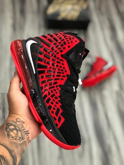 Nike * Lebron James 17 * Importados * Vietnam * Caballeros