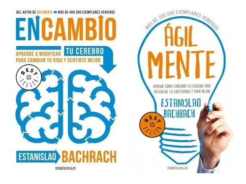 En Cambio + Agilmente - Estanislao Bachrach - Bolsillo Libro
