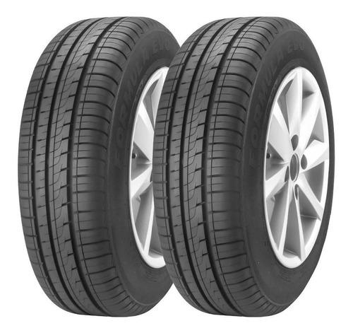 Imagen 1 de 3 de Kit X2 Neumáticos Pirelli 175/70 R13 Formula Evo