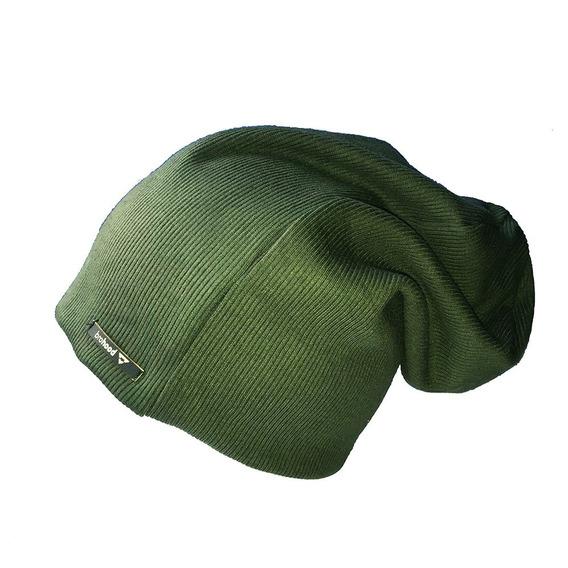 Gorro Brohood Canelado Verde
