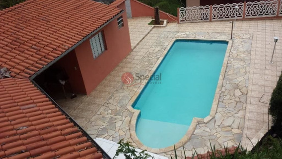 Chácara Com 3 Dormitórios À Venda, 1500 M² - Restaur Recanto Feliz - Igaratá/sp - Af20229