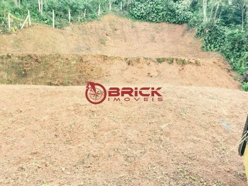 Imagem 1 de 8 de Terreno Com 671 M² No Quebra Frascos, Teresópolis/rj - Te00194 - 33619969