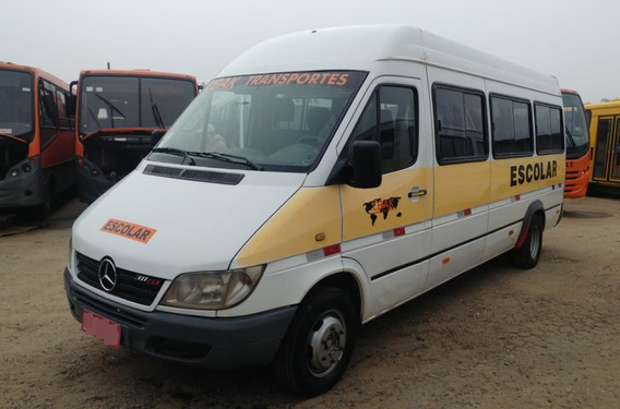 Mercedes-benz Sprinter 413 Escolar 28 Lugares 2008