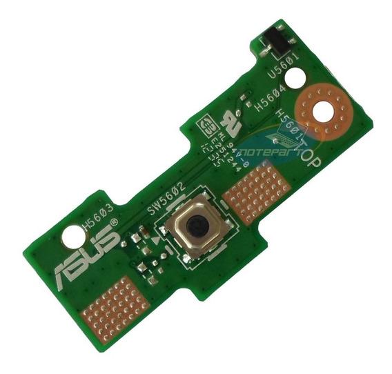 Power Button Original Asus X45a X45u - 60-n70ps1000-0