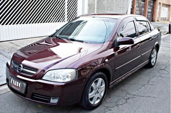 Chevrolet Astra Sedan 2.0 Cd 8v Automatico Vermelho 2003
