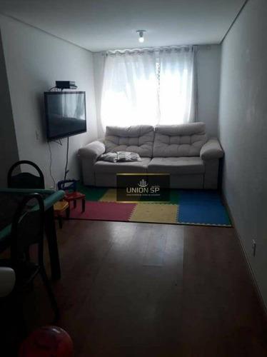 Imagem 1 de 28 de Cobertura À Venda, 116 M² Por R$ 530.000,00 - Morumbi - São Paulo/sp - Co1717