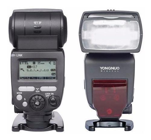 Flash Yongnuo Yn685 Canon Nikon Ttl Speedlite Supera Yn568