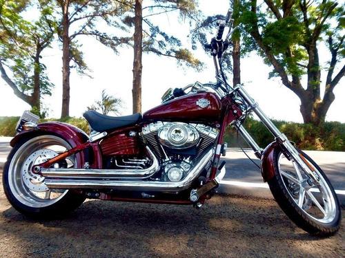Imagem 1 de 8 de Harley Davidson Rocker C 2010