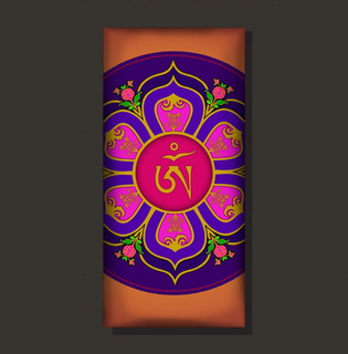Almohadilla Ocular Yoga Relajante Meditacion