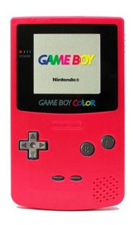 Consola Game Boy Color Berry Garantia Usado Vdgmrs