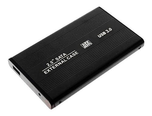 Case Externo 2.5 Disco Duro Sata Laptop Ide Usb 3.0 + Veloz