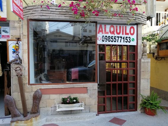 Alquilo Local En Salinas