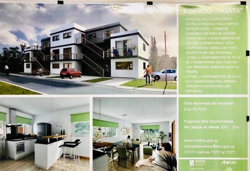 Venta Apartamentos Ciudad De Maldonado U$d 79.000 Contado Ya