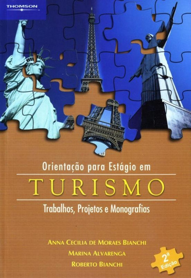 Orientacao Para Estagio Em Turismo - 2ª Edicao