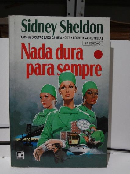 2 Livros Sidney Sheldon Nada É Para Sempre E Areias Do Tempo