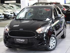 Ford Ka 1.0 Se Flex 5p !!!! Zerado!!!! Ipva!!!! 2019 Pg!!!!