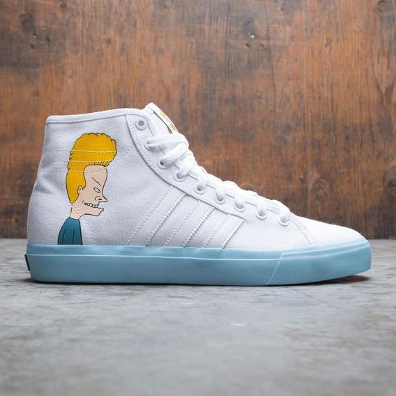 Tênis adidas Skateboarding X Beavis Butthead High Original