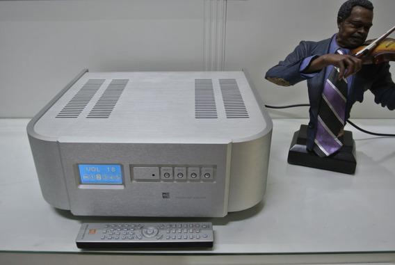 Amplificador Autraliano Hedo Class A 200w
