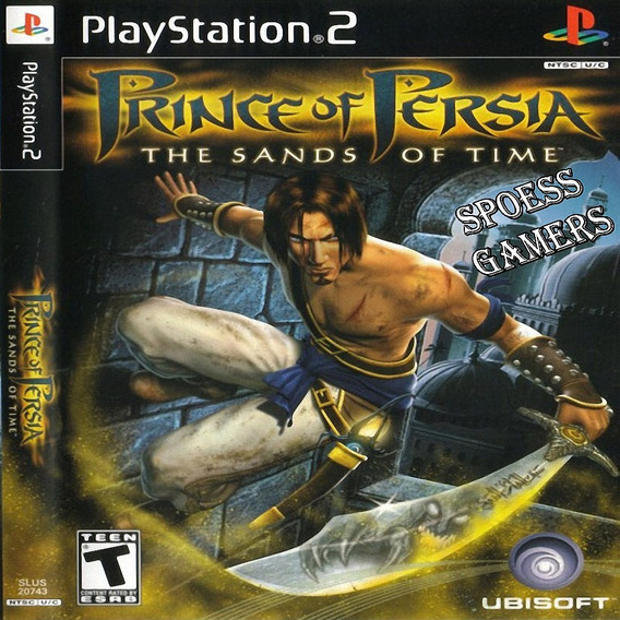 Prince Of Persia Ps2 The Sands Of Time Patch Principe