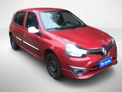 Imagem 1 de 9 de  Renault Clio Expression 1.0 16v Flex