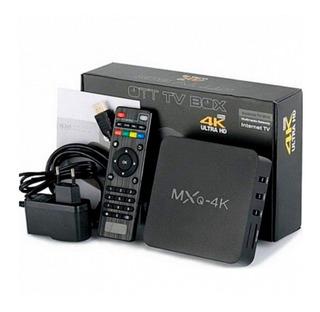 Convertidor Smart Tv Box Android + Control 1gb Ram Hasta32gb