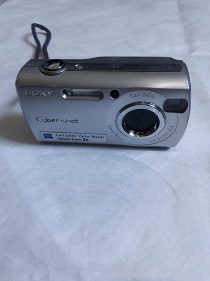 Camera Sony Cyber-shot 4.1 M.p Dsc-s40 Cod 00437