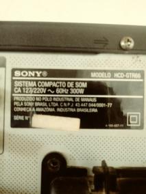 Som , Sony Gtr66 (300)w !!!