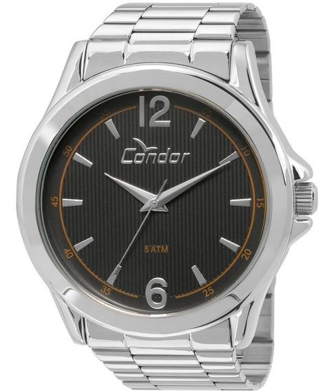 Relógio Condor Masculino Casual Barato Garantia Co2035kot/3p