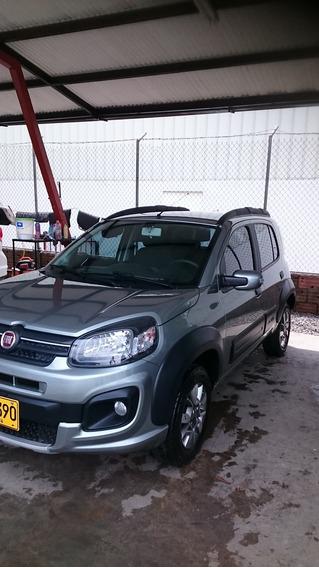 Fiat Uno Way Como Nuevo Certificado