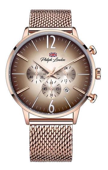Relógio Philiph London Pl80160613m