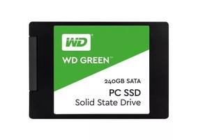Ssd 240gb Wd Green Leitura 545mb/s Sata 3 2,5 6gb/s