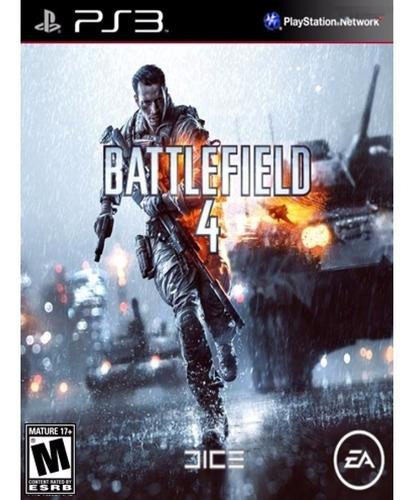 Battlefield 4 Ps3 | Entrega Rapida | Oferta