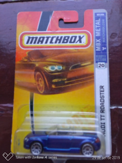 Matchbox Audi Tt Conversivel