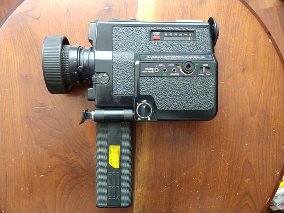 Câmera Super 8 Canon 514xl-s