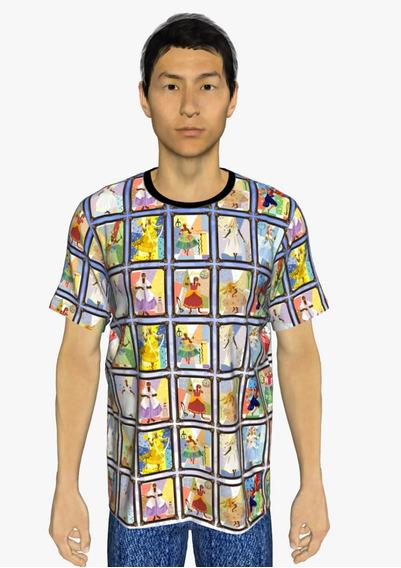 Camisa Orixas
