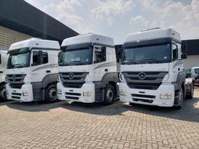 Mercedes-benz Axor 2041 S 4x2 Ano 2019 Zero / Financiamos