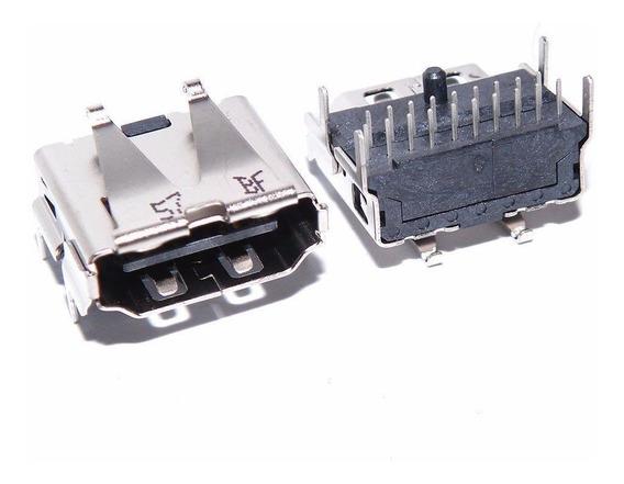 Ficha Hdmi Conector Ps3 Ultra Slim Cech 4xxx Slim 3xxx