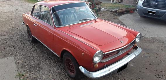 Coupe Fiat 1500 Año 68 Muy Original