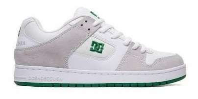 Tenis Dc Shoes Manteca White