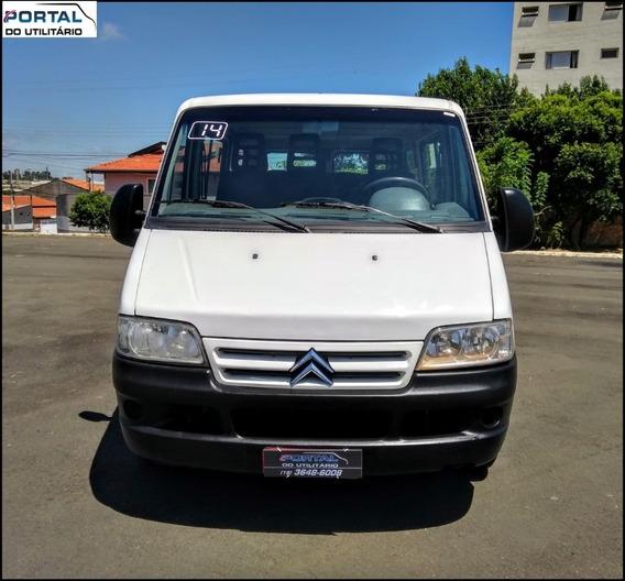 Jumper Minibus -2014- Único Dono, Baixo Km, Super Nova !!