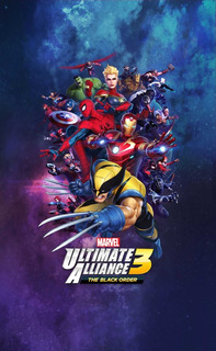 Marvel Ultimate Alliance 3 The Black Order - Juego Switch