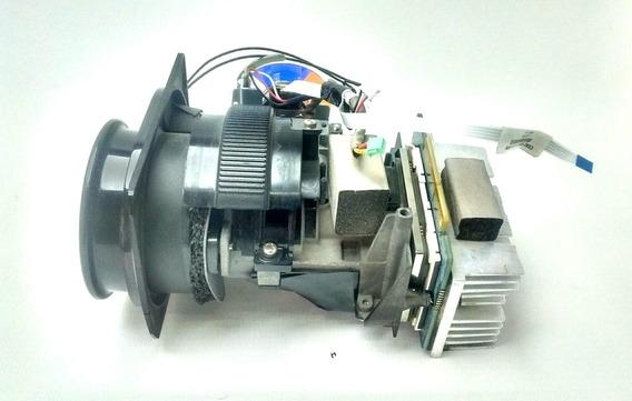 Bloco Optico Sem Chip Projetor Toshiba Tdp-sp1u