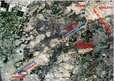 Terreno De 182 M2 En Pimentel Chiclayo