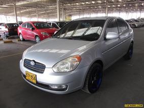 Hyundai Accent Vision Mt 1400cc 4p