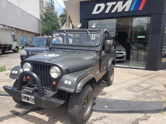 Jeep Ika. Gnc- Optimo Estado. Dtm Automoviles