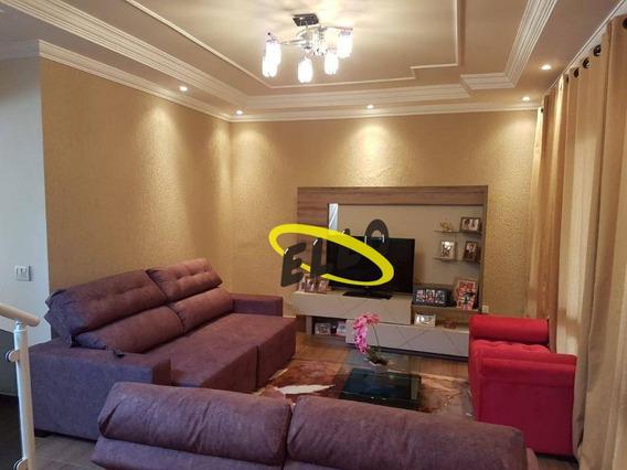 Casa Com 3 Dormitórios À Venda, 200 M² Por R$ 500.000 - Chácara Recanto Verde - Cotia/sp - Ca4203