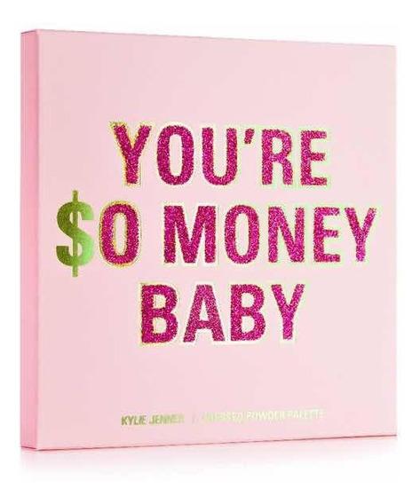 Paleta De Sombras Kylie Jenner - Youre So Money Baby