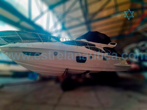 Imagem 1 de 10 de Lancha Intermarine 48 Iate Ferretti Phantom Triton Focker
